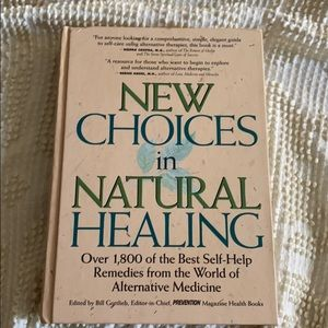 New choices in natural healing remedies